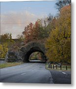 Rock Tunnel - Kelly Dive Metal Print