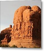 Rockformation Arches Park Metal Print
