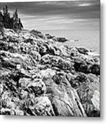 Rocks Of Acaida Metal Print