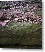Rocks - Parfreys Glen - Wisconsin Metal Print