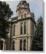 Rockville Courthouse Metal Print