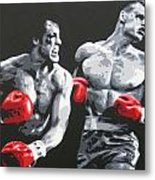Rocky 4 Metal Print