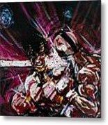 Rocky IIi Metal Print