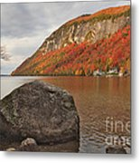 Rocky Lake Willoughby Metal Print
