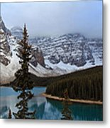 Rocky Mountain Escape Metal Print