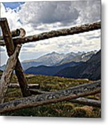 Rocky Mountain High Metal Print