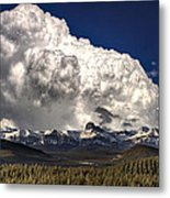 Rocky Mountains Metal Print