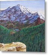 Rocky Mtn National Park Metal Print