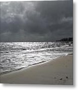 Rocky Neck Beach Metal Print