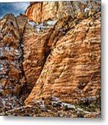 Rocky Peak Metal Print