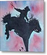 Rodeo No 1 Metal Print