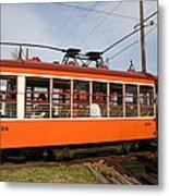 Rogers Trolley2 Metal Print