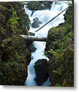 Rogue River Falls 1 Metal Print