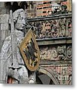 Roland Of Bremen Metal Print