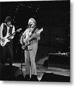 Rolling Through Spokane In 1976 Metal Print