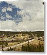 Rollinsville Colorado Metal Print