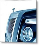 Rolls Royce 7 Metal Print
