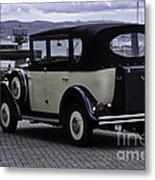 Rolls Royce - Regent Metal Print