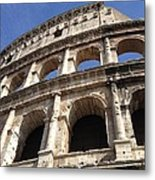 Roman Colosseum Metal Print