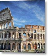 Roman Icon 8x10 Metal Print