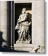 Roman Statue Metal Print