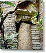 Roman Stone  Metal Print