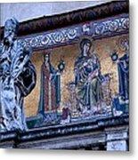 Romanesque Campanile Metal Print