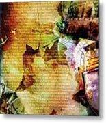 Romans 6 Metal Print