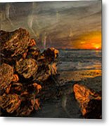 Romantic Dreams Metal Print