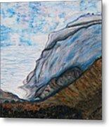 Romantic Mountains Metal Print