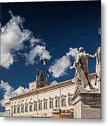 Rome Monuments Metal Print