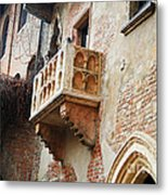 Romeo And Juliet Metal Print