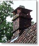 Roof Tops 2 Metal Print