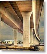 Roosevelt Bridge-1 Metal Print