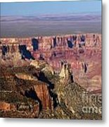 Roosevelt Point Landscape Metal Print