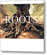 Roots Metal Print by Bob Salo