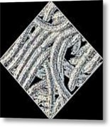 Ropes Metal Print