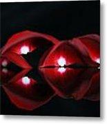 Rose 001 Metal Print