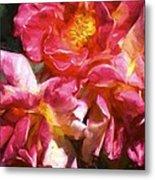 Rose 115 Metal Print