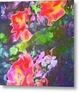 Rose 192 Metal Print by Pamela Cooper