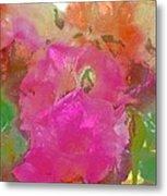 Rose 256 Metal Print