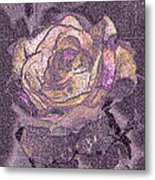 Rose Art # 1 Metal Print