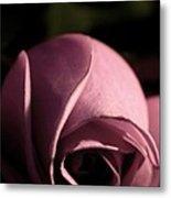 Rose Bud Metal Print