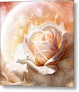 Rose - Colors Of The Moon Metal Print