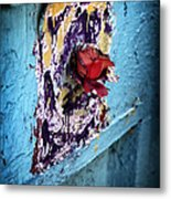 Rose For The Dead Metal Print by John Rizzuto