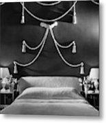 Rose Hobart's Bedroom Metal Print