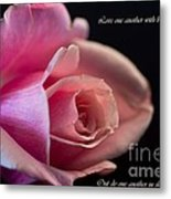 Rose-love Metal Print