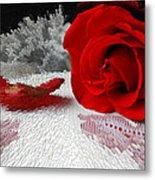 Roses Are Red2 Metal Print