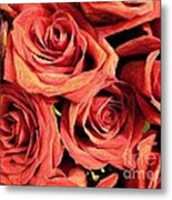Roses For Your Wall  Metal Print