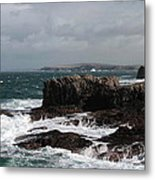 Ross Bay Metal Print by Peter Skelton